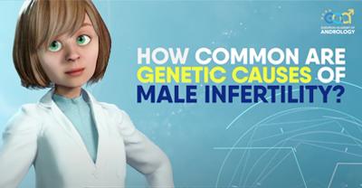 Genetic aspects of male infertility