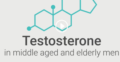 Testosterone in middle aged and elderly men
