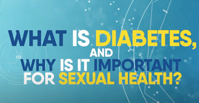 Diabetes and male sexual health